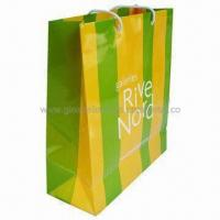 Buy cheap Eco-friendly Paper Bag for Gift Packaging, Available in Small Minimum Order Quantity product