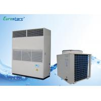 Buy cheap R407C Direct Blow Central Air Conditioner With Air Cooled Condenser product