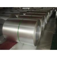 Buy cheap Roofs Hot Dipped Galvanized Steel Coils SGCC DX51D Regular / Big Spangle product
