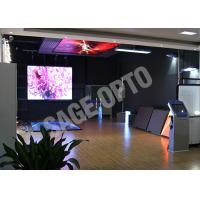 Quality SMD Ultra Thin large Stage LED Screens Video Wall 2.5 mm Pitch 1200 Nits for sale