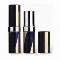 Buy cheap Cosmetic Lipstick Tube with 18mm Diameter, Customized Colors are Accepted, OEM Orders are Welcome product