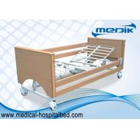 Buy cheap Easy Assembly Hospital Profiling Bed Adjustable Height For The Elderly product