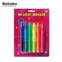 Buy cheap MM909 Classical Highlighter Marker Pen Industry Fine Point  Eraser product