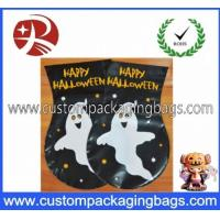 Buy cheap Cute Ghost Plastic Treat Bags For Halloween Trick Or Treat , Shock Resistance product