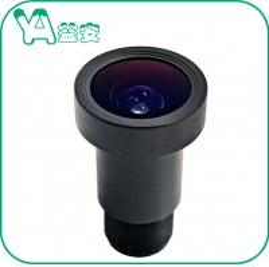 Buy cheap Black Starlight CCTV Camera Lens HD 5 Million M12×0.5 Mount Ultra Short Wide Angle from wholesalers