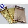 Buy cheap Recyclable Colored Bubble Wrap Envelopes , Metallic Foil Bubble Bags 8*9 Inch product