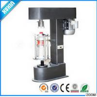 Buy cheap DK-50/D Manual Water Glass Jar Plastic Bottle Metal Cover Screw Capping Machine product