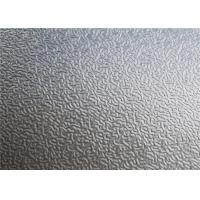 Buy cheap Architectural 3003 H14 Aluminum Checkered Plate With Five Bars ISO9001 Approval product