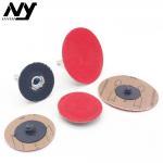Buy cheap Metal Roloc Polishing Discs , Quick Change Sanding Discs 2 Inch 3 Inch High Speed product