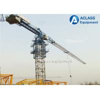 Buy cheap Mini Topless Tower Crane Flat Top Tower Crane PT5010 Anemometer product
