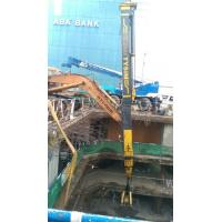Buy cheap Digging Equipment Foundation Drilling Tools , Max Digging Depth 26M Excavator Telescopic Arm from wholesalers
