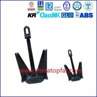Buy cheap Marine POOL anchor, POOL-TW anchor, Pool High Holding Powr(HHP) anchor product