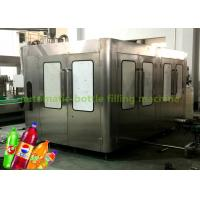 Buy cheap Automatic Isobar Fizzy Drinks / Carbonated Soft Drink Filling Machine 8.07kw product