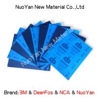 Buy cheap Hook and loop  Wet And Dry Sandpaper  For Automobile Industry  Furniture Equipment product