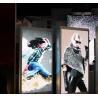 Quality R2.5  Stage  LED Screen 256 grade Brightness Calibration 35kg/㎡Super Light Portable Die-casting Cabinet for sale