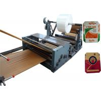 Buy cheap Environmental Self Opening Sack Making Machine For Portland Cement Packing product