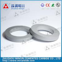 Quality Precision tungsten carbide roller Ring grade ML60 for semifinishing rollers for sale