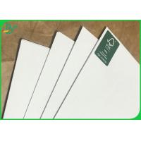 Buy cheap 20LB 110% Whiteness Long Grain White Woodfree Paper For Offset Printing from wholesalers