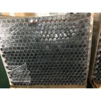 Buy cheap Punching and Drilling Holes Aluminum Round Tube with 30mm Diameter 1.5mm Thickness product