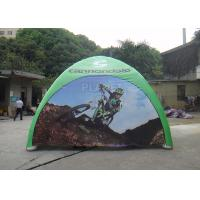 Buy cheap Waterproof Advertising Inflatable Tent , Inflatable Spider Tent CE Approved product
