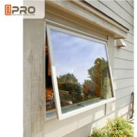 Buy cheap Custom Made Aluminum Awning Side Hung Window Moisture Resistance product