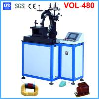 Buy cheap transformer coil winding machine for silicone rubber insulator product