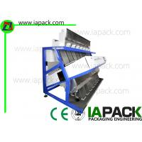 Buy cheap Rice Color Sorter Machine CCD Sensor High Precision Customized product