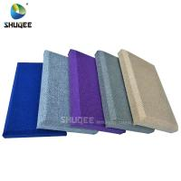 Buy cheap Polyester Fabric 0.95 Soundproof Absorption Panels product