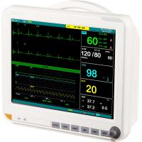 Buy cheap 15 inch multi-parameter patient monitor mainly used for patient bed monitor product
