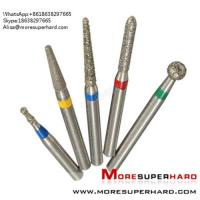 Buy cheap Dental Diamond Burs  Alisa@moresuperhard.com product