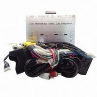 Buy cheap SD Slot Video Interface for Mercedes, Can Make Car Original Monitor Showing After-market DVD/TV/NAV product