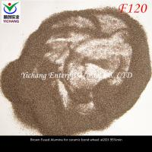 Buy cheap Wear Resistance Brown Fused Carborundum Sand For Sandblasting Media product