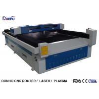 Buy cheap Ruida Control System Laser Metal Cutting Machine For Stainless Steel / Carbon Steel product