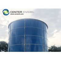 Buy cheap Glass Lined Steel Potable Water Storage Tanks In Pig Poultry Farms product