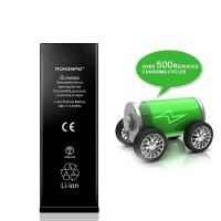 Buy cheap Rechargeable Iphone 5 Lithium Ion Battery 1440 MAh Capacity RoHS , MSDS Certification product