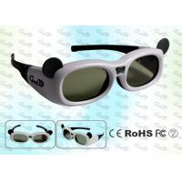 Buy cheap DLP LINK Projector active shutter 3D glasses for Child  product
