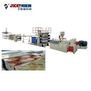 Buy cheap Faux Artificial Stone Production Line , Artificial Marble Production Line product