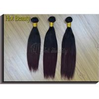Buy cheap Brazilian Straight Hair Weave Bundles 1 Piece Only Can Buy Non-remy Human Hair from wholesalers