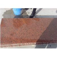 Buy cheap G402 Chinese Red Granite Tianshan Red polished red granite paving stone tiles slabs product
