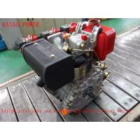 Buy cheap 0.247L Displacement Air Cooled Diesel Engine With Recoil Start / Electric Satrt from wholesalers