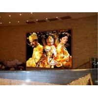 Buy cheap Custom Full Color 4mm LED Stage Screen For Indoor , LED Video Screen 32 × 32 product
