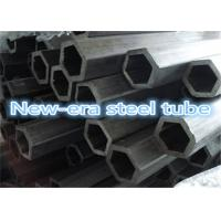 Buy cheap Hexagon Shaped Cold Rolled Pipe 10 - 168mm Outer Diameter ASTM A519 ISO9001 product