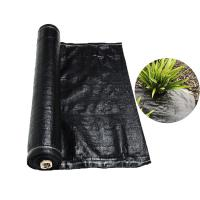 Buy cheap Circular Weaving Polypropylene Ground Cover , Landscape Ground Cover Fabric product