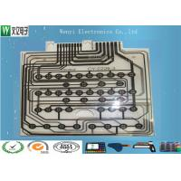 Buy cheap PET or PC  2 Layers Multilayer Flexible Pcb / Ultra Thin Flex Pcb Flexible Printed Circuit product