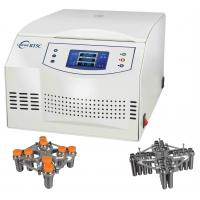 Buy cheap Safety BT5C Variable Speed Centrifuge / Adjustable Time Benchtop Multi Pipe Centrifuge product