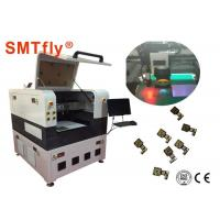 10W UV Laser Cutting Machine For PCB Depaneling Equipment Customizable Working Field
