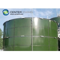 Buy cheap Chemical Corrosion  0.4mm Glass Lined Steel Holding Tank product