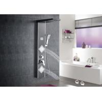 Buy cheap Bath Massage System LED Shower Panel ROVATE Wall Mounted Installation product