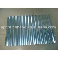 Buy cheap red corrugated roofing sheet from wholesalers