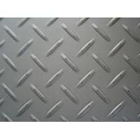 Buy cheap Household / Commercial Diamond Plate Aluminum Sheets 4x8 High Machining Precision product